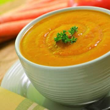 creole cream of carrot soup