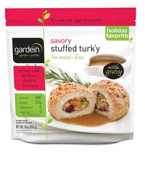 gardein vegan turkey substitute