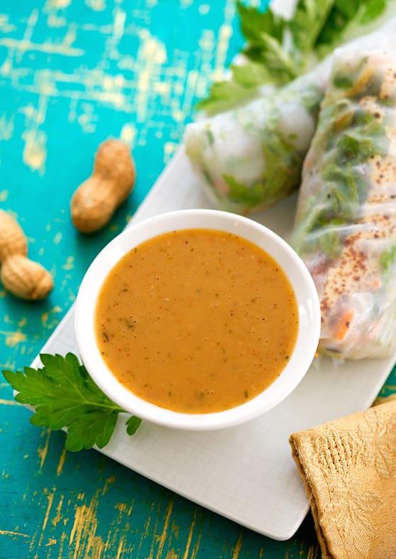 coconut peanut sauce recipe
