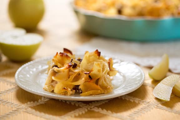 vegan noodle kugel perfect for rosh hoshanah vegkitchen rh vegkitchen com