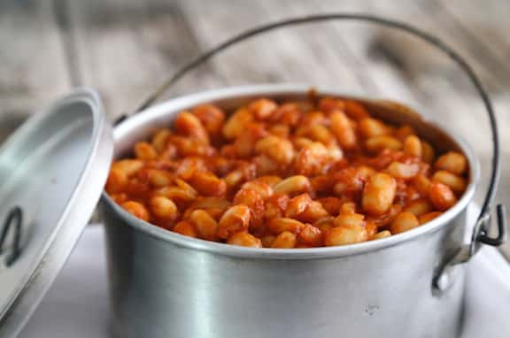 Slow-cooker Boston baked beans by Beverly Lynn Bennett