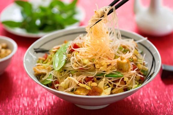 Vietnamese Style Bean Thread Noodles
