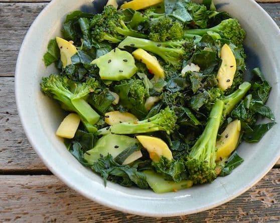 Broccoli and kale3