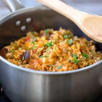 "Vegan ""Dirty rice"" recipe"