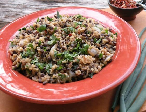Bulgar Pilaf With Pumpkin And Raisins Recipes — Dishmaps