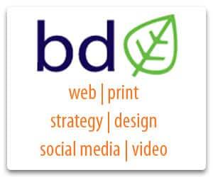 Berkshire Direct web marketing strategy print design