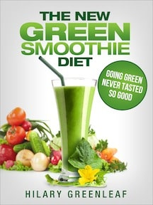 green smoothie diet cover by hilary greenleaf