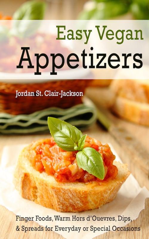 Easy Vegan Appetizers e-book