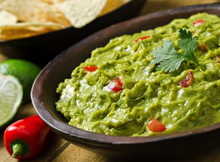 super-easy guacamole