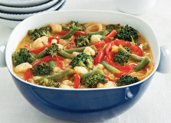 Southeast Asian-Style Vegetable Stew
