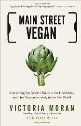 main street vegan by Victoria Moran