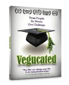 Vegucated a film by Marisa Miller Wolfson