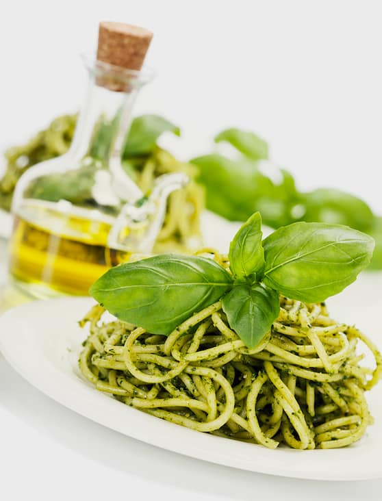 Basil pesto recipe for pasta