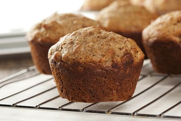 Fresh Homemade Muffins
