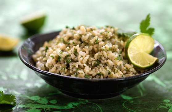 Mexican Green Rice