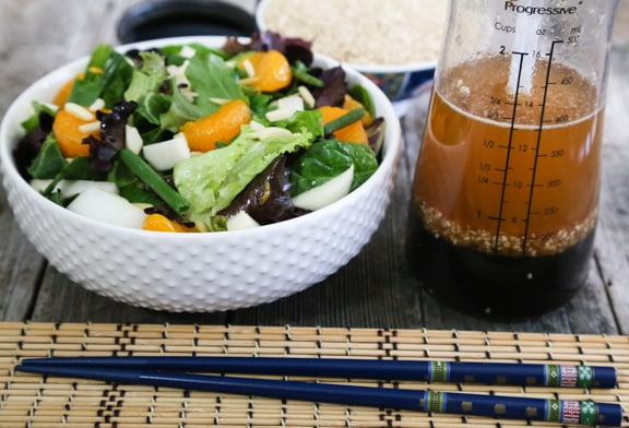 Sesame-Ginger Salad Dressing2