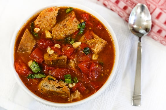 Tomato and Bread Soup