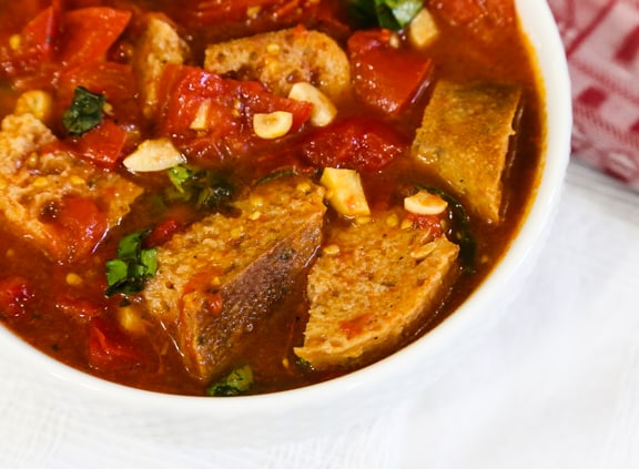 Summer Tomato and Bread Soup