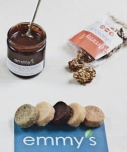 Emmy's vegan and gluten-free foods