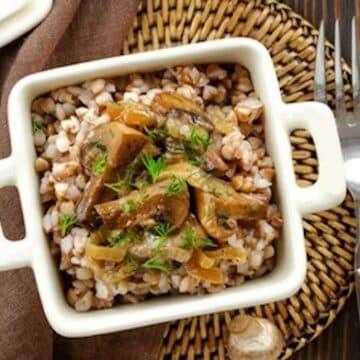 Kasha (buckwheat groats)