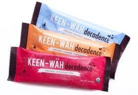 Keen-wah decadence bars