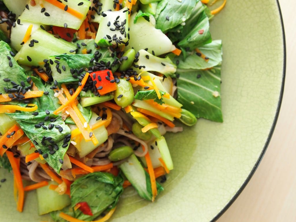 Orange-Sesame Stir-Fry