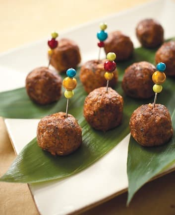 Walnut Meat-less Balls
