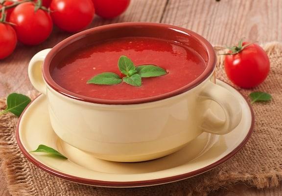 cold fresh tomato soup recipe