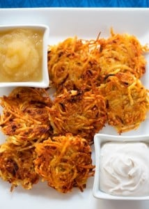Vegan latkes recipe 1