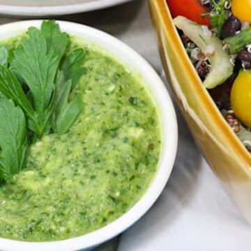 Parsley Salad Dressing