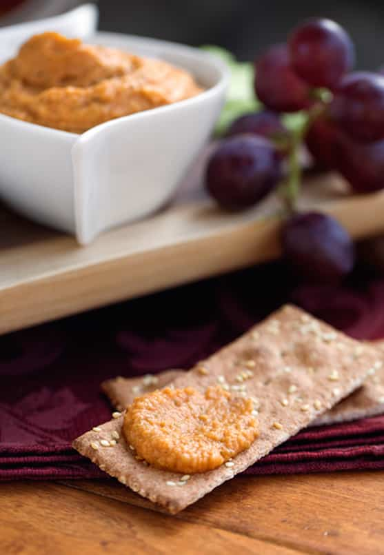 White bean and sun-dried tomato paté recipe