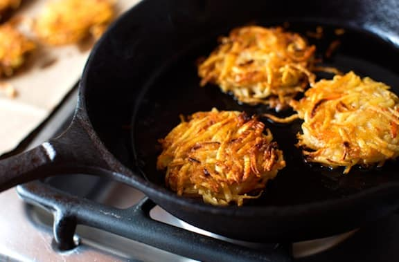 Vegan latkes recipe 2