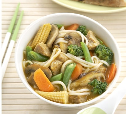 Buddhist's Delight vegan recipe