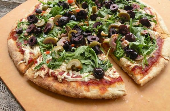 10 easy vegan pizza recipes. Black Bedroom Furniture Sets. Home Design Ideas