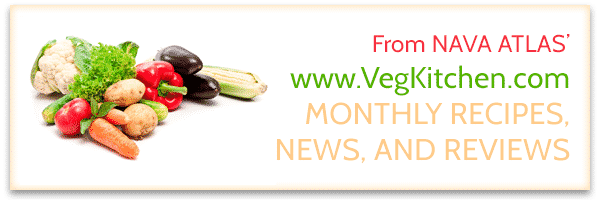 VegKitchen Monthly Newsletter Header