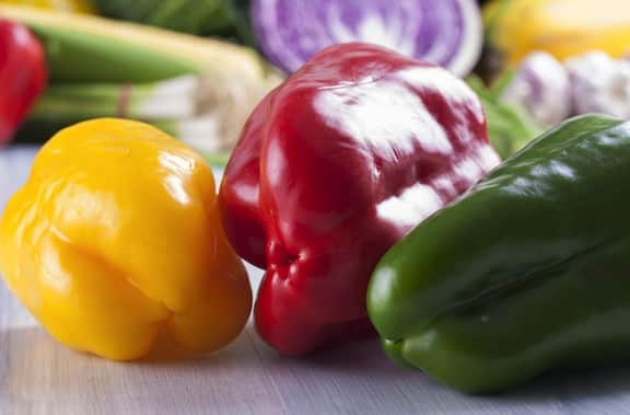 Bell pepper varieties