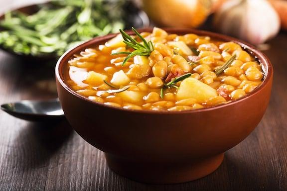 Provençal Bean Stew