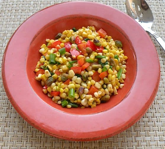 skillet roasted corn recipe