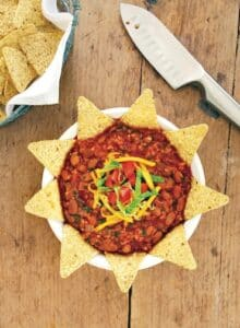 Taco soup from vegan soups and hearty stews for all seasons