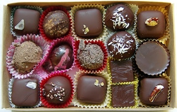 Lagusta's Luscious fine vegan chocolates New Paltz