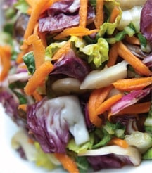 Grilled Radicchio Salad by Tamasin Noyes from grills gone vegan