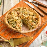 Hearty Vegetable Pot Pie