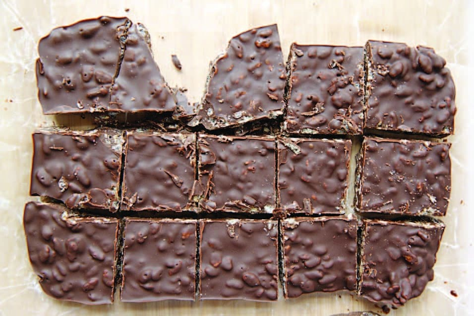 Gluten-Free Chocolate No-Nut Crisp