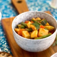 Greek potato stew recipe