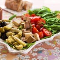 Vegan Salad Niçoise