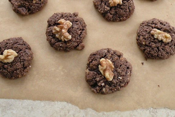 Vegan Oatmeal chocolate chip cookies recipe