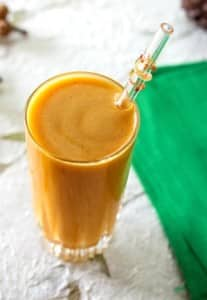 Butternut squash smoothie recipe