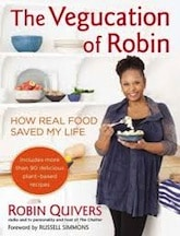 Vegucation of Robin by Robin Quivers