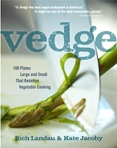 Vedge cookbook