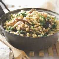 Spinach Brown Rice 2 Robin Robertson